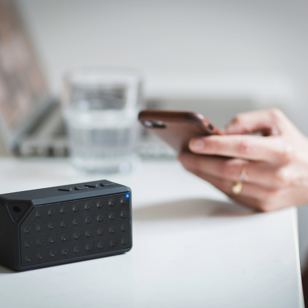What Are The Top Five Bluetooth Speakers For Smartphones?